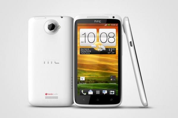 HTC One X_White_2