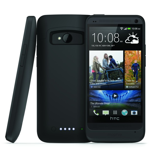 Mophie Juice Pack for The new HTC One_6