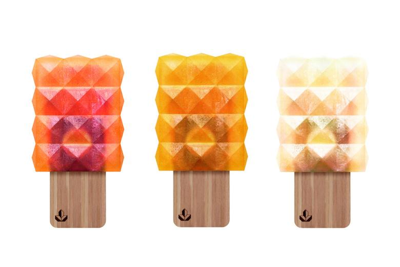 Nuna Popsicles 世上最美味的冰棒