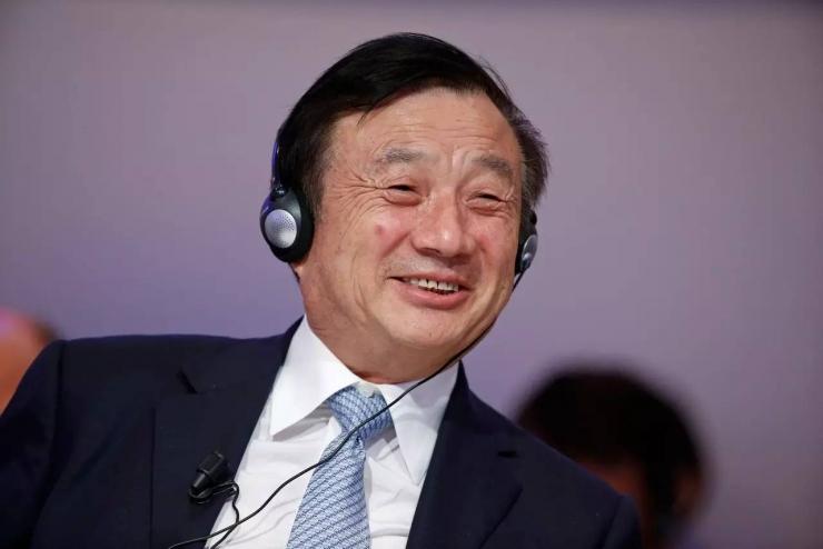 华为创始人兼 CEO 任正非