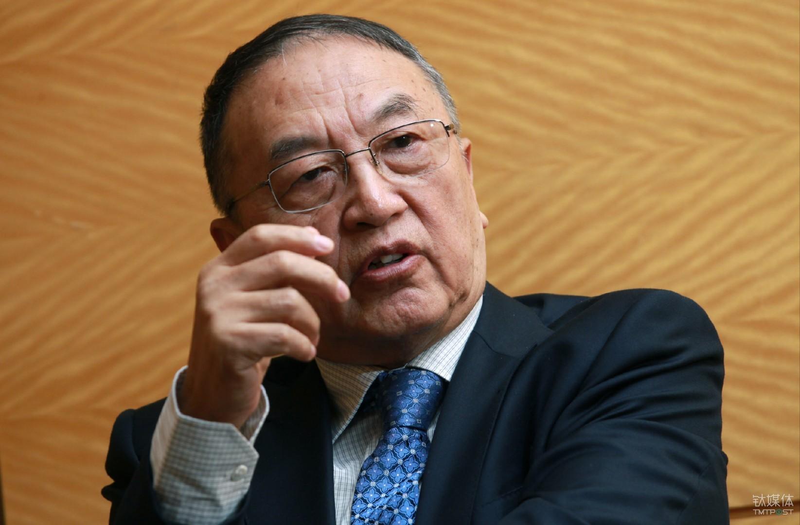 柳傳志和他的聯想陷入了困局之中 Photo: May Tse 來源:SCMP