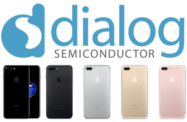 Apple buy parts of iPhone chip supplier Dialog