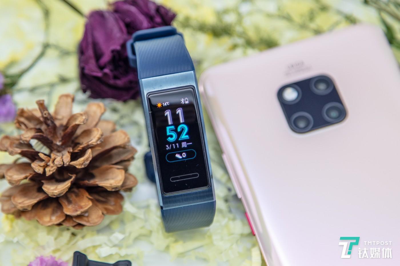 華為手環3 Pro